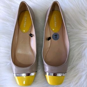 Calvin Klein Flat Shoes